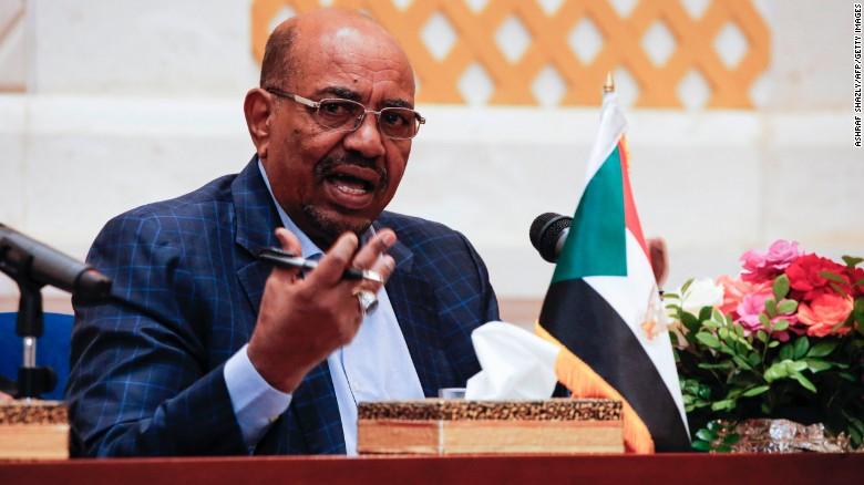 Sudan's president sacks foreign minister