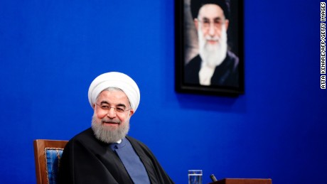 Iran says it will exceed the uranium reserve ceiling agreed in the Nuclear Accord in 10 days