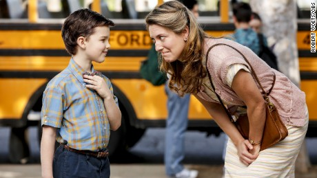 "A photo from the pilot for ""Young Sheldon."""