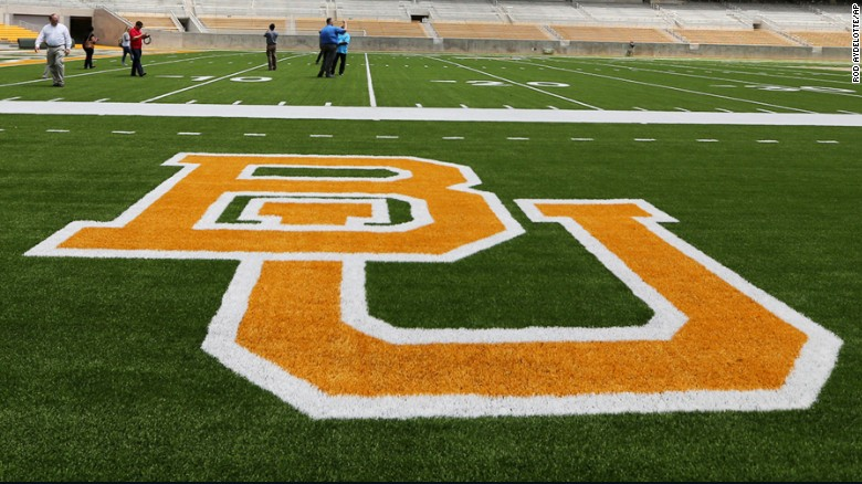 2016: Baylor leadership accused of rape coverup