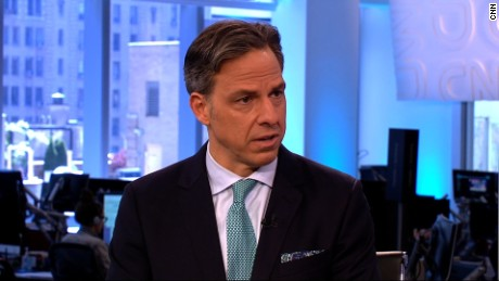 Jake Tapper on Newsroom