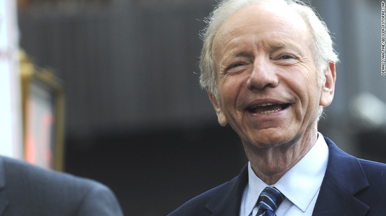 Who is Joseph Lieberman?