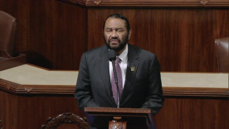 House Democrat plans to begin impeachment proceedings