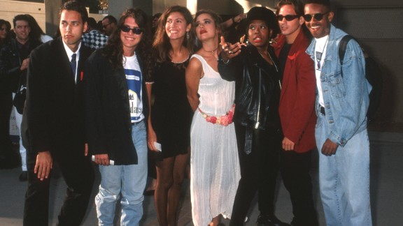 "The very first season of ""The Real World"" debuted on May 21, 1992. The cast was made up of Norman Korpi, Andre Comeau, Julie Oliver, Rebecca Blasband, Heather B., Eric Nies and Kevin Powell, who lived together in New York City. Let"