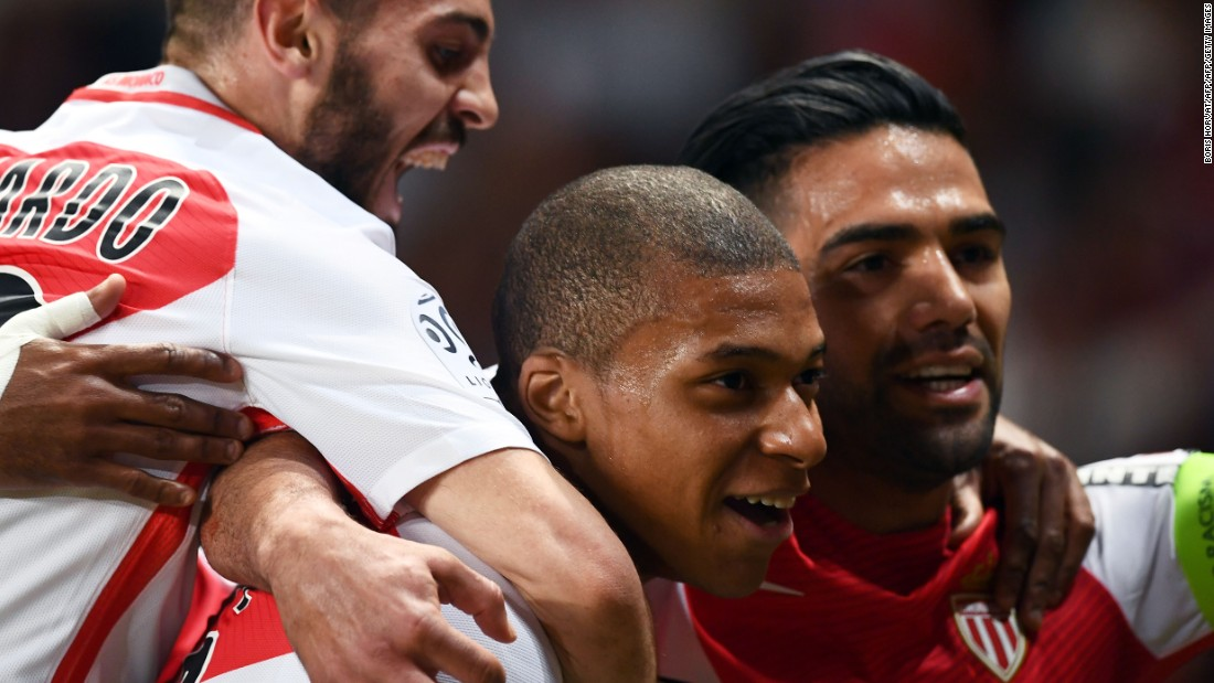 225d1049143 AS Monaco  How outsiders toppled big spenders PSG to win Ligue 1 - CNN