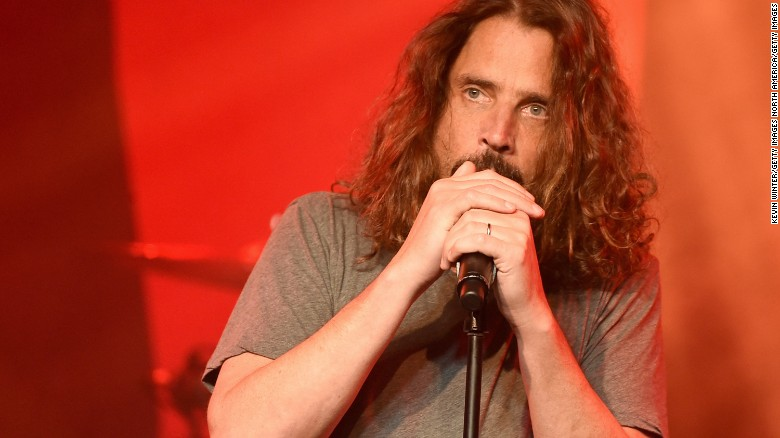 Chris Cornell's cause of death ruled a suicide