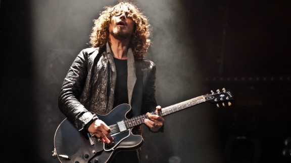 Chris Cornell, lead singer of Soundgarden and Audioslave, died May 17. Cornell, 52, was in Detroit performing with Soundgarden, which had embarked on a US tour in April. Cornell hanged himself, according to a statement from the Wayne County Medical Examiner's Office.