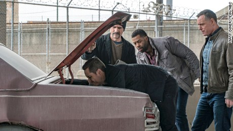 "Jesse Lee Soffer, Elias Koteas,  LaRoyce Hawkins and Jason Beghe star in the ""Army of One"" episode of ""Chicago P.D."""