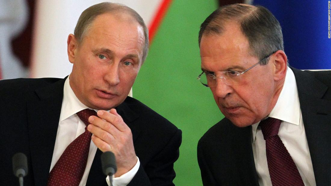 Russia to expel US diplomats in 'tit-for-tat response'