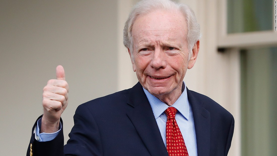 Why Democrats don't like Joe Lieberman - CNNPolitics