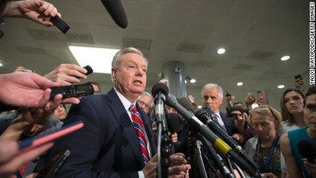 Graham: Trump budget 'destroying soft power'
