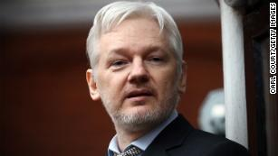 Julian Assange indicted in US for conspiracy to commit computer intrusion in 2010