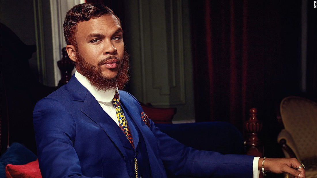 Jidenna is a Nigerian recording artist and producer.