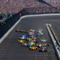 indy 500 2016 start atmosphere