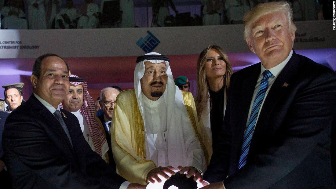 Why Trump doesn't want to punish Saudi Arabia