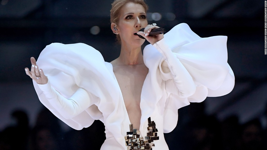 Celine Dion cancels Vegas shows due to ear issues