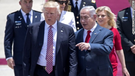 Trump sets sight on the big deal: Mideast peace
