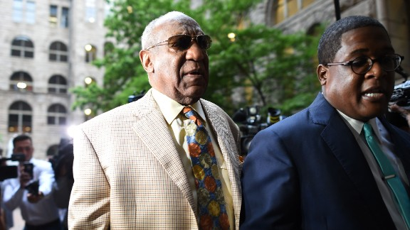 Bill Cosby is scheduled to go on trial June 5.