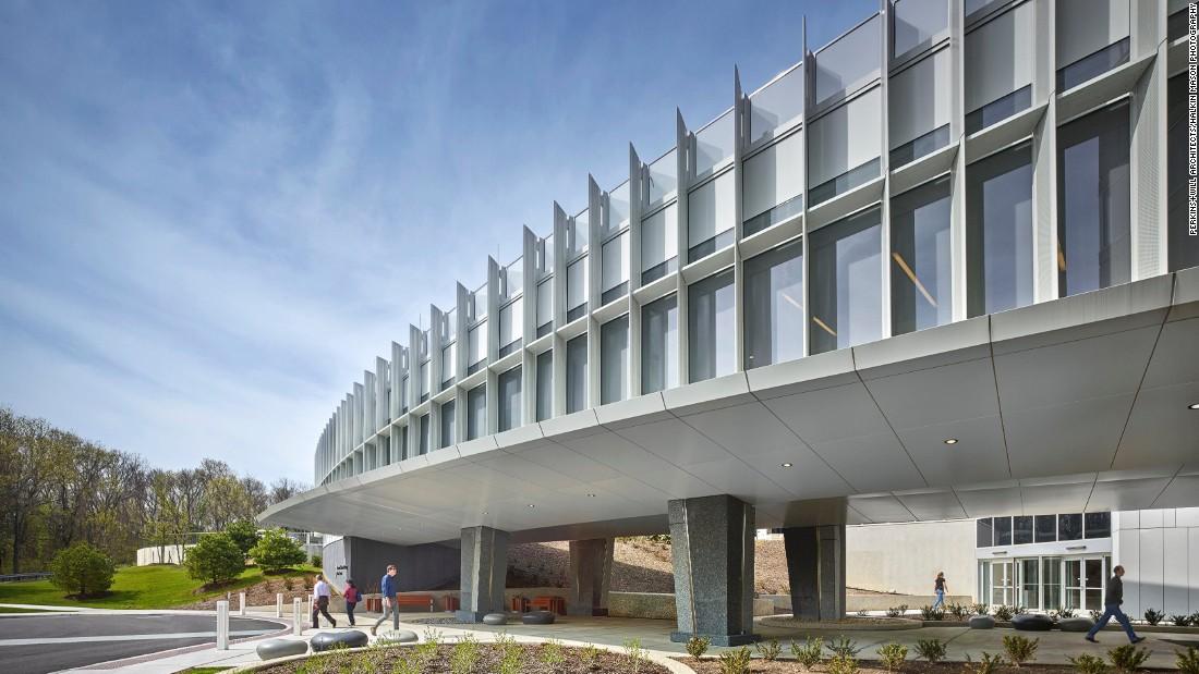 Can Good Hospital Design Improve Your Health Cnn Style