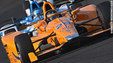 Fernando Alonso on IndyCar: 'It was fantastic'