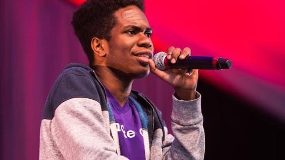 Senior at Harvard, Obasi Shaw, raps for his English thesis