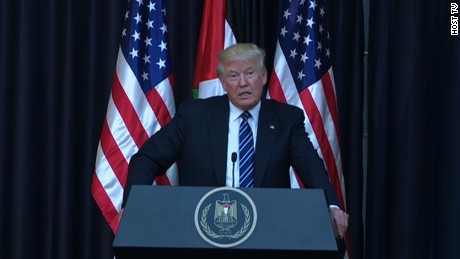 Pres. Trump: Manchester attacked by losers