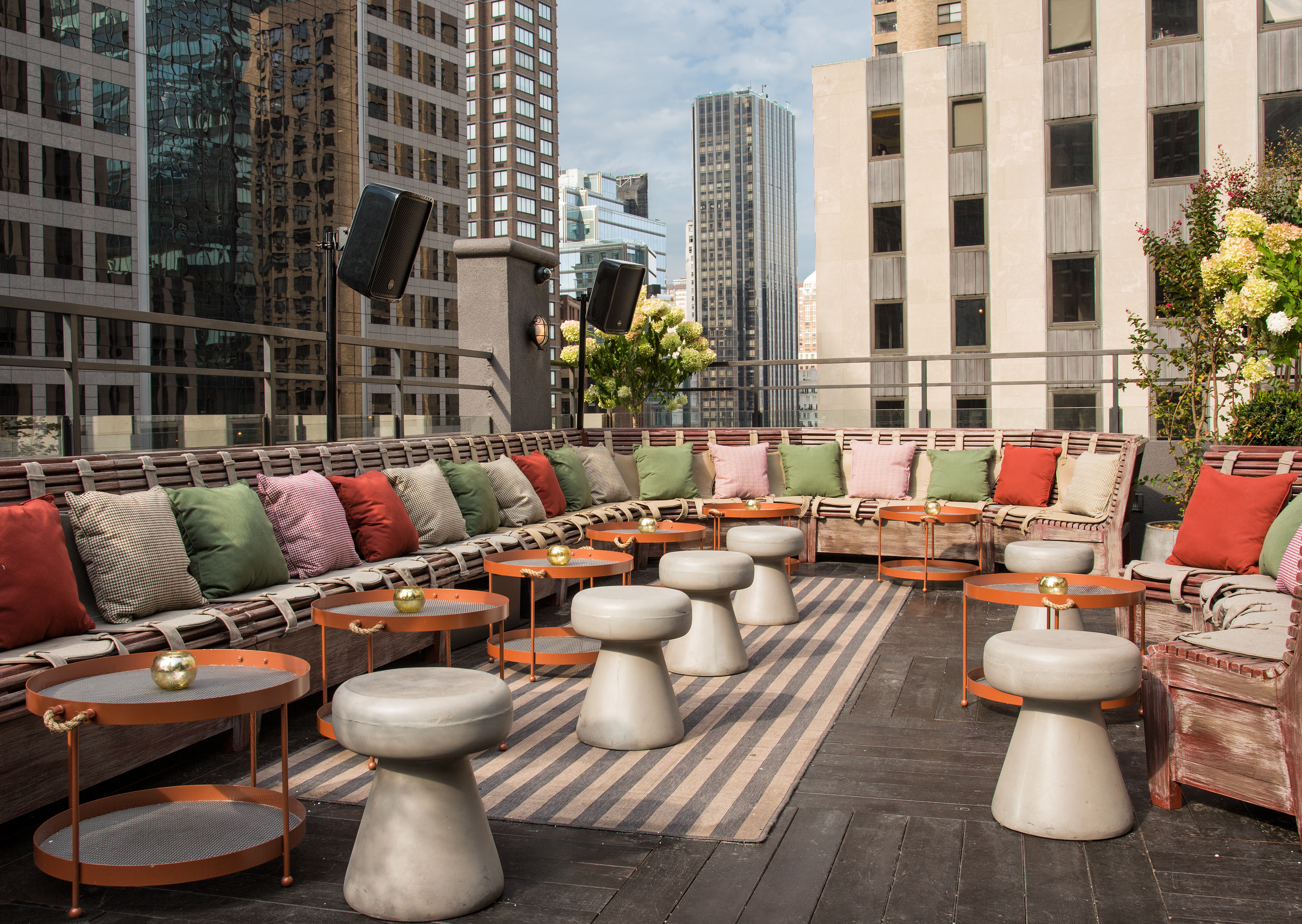 8 Of New York City S Best Rooftop Bars