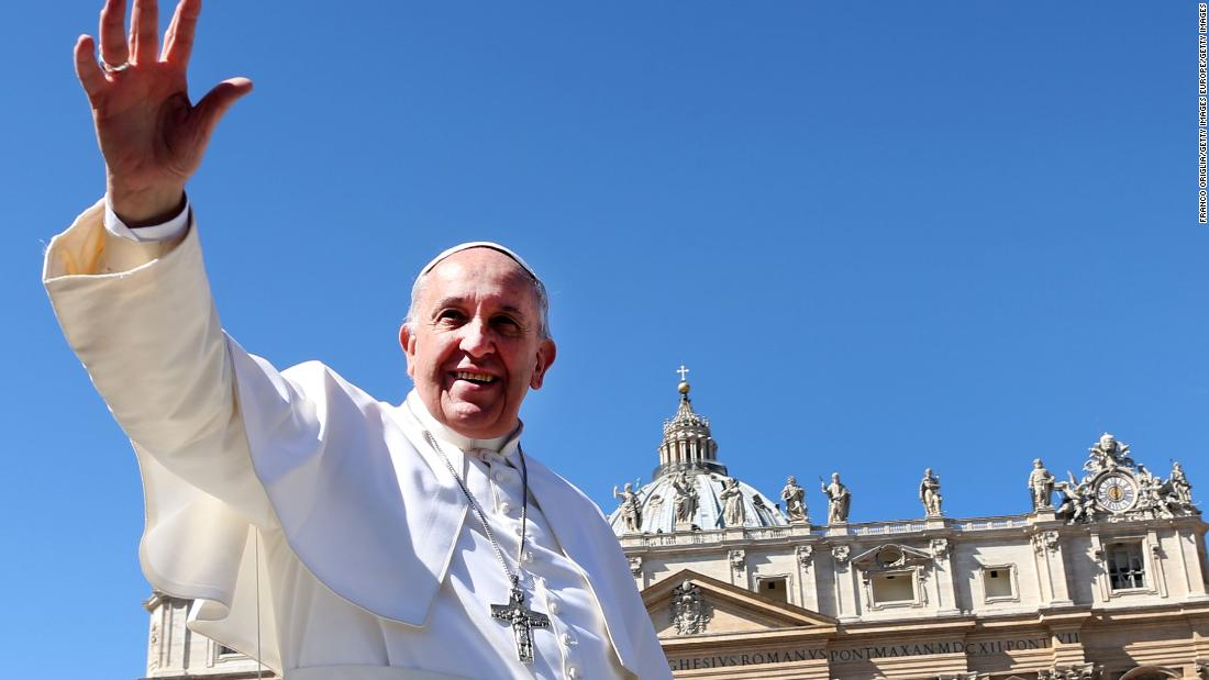 Pope Francis to gay man: 'God made you like that'