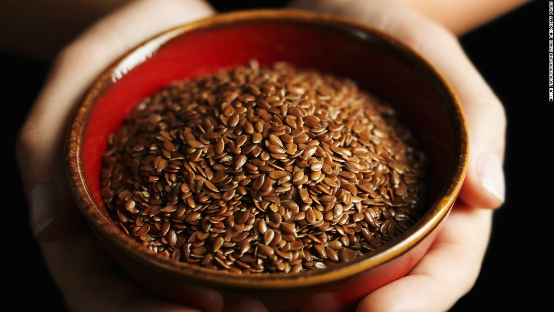 Flaxseed is rich in two natural appetite suppressants: omega-3 fats and fiber. Fiber from flaxseed can keep us satisfied and full, without contributing any calories.