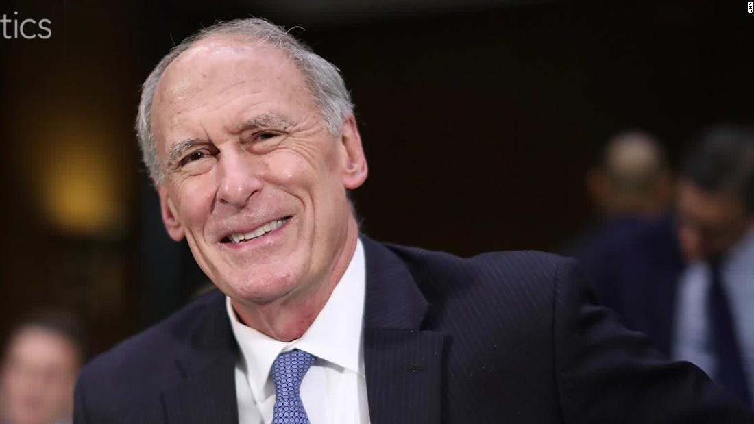 Trump again considering replacing intelligence chief Dan Coats