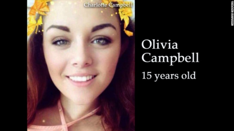 missing manchester attack victim Olivia Campbell dead sot_00003030