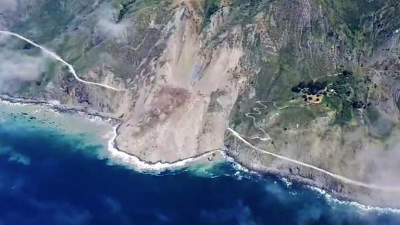 Big Sur Mudslide