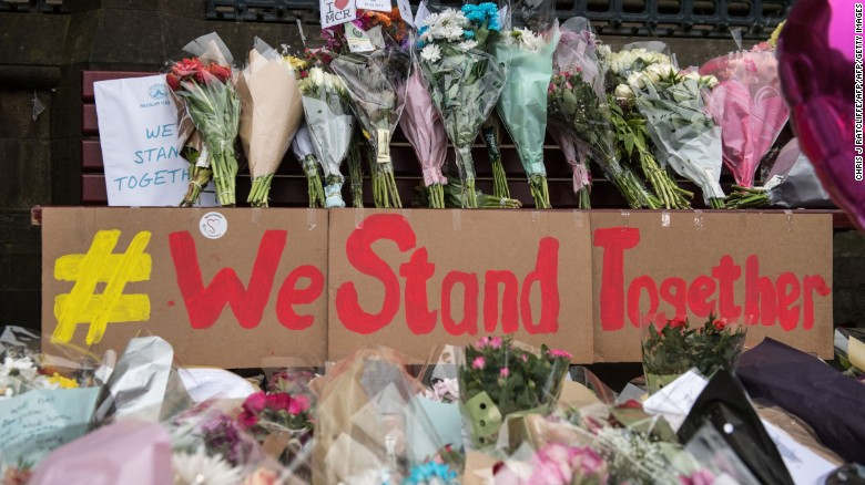 Man arrested in connection with 2017 Manchester Arena bombing