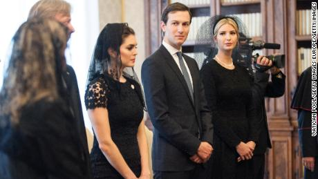 'Javanka' should follow Hope Hicks out the door