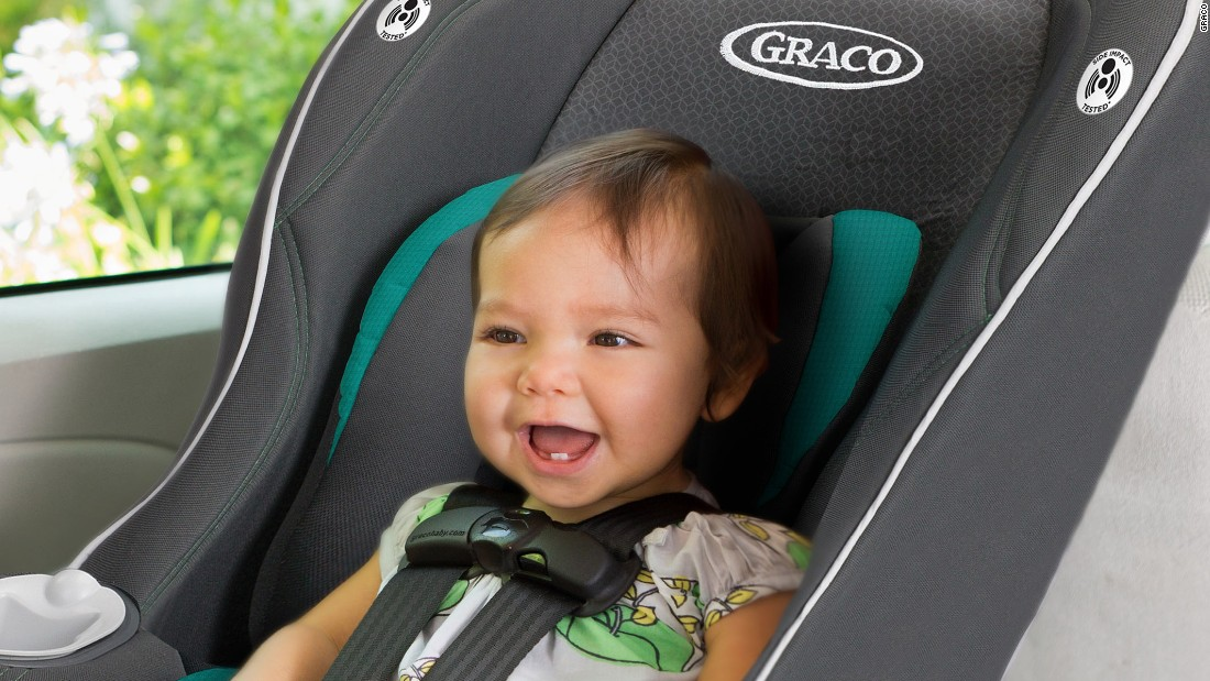 Graco Recalls More Than 25000 Car Seats