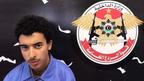 Hashim Ramadan Abu Qassem al-Abedi, a brother of Manchester bomber Salman Abedi was arrested in Tripoli, Libya, May 23.