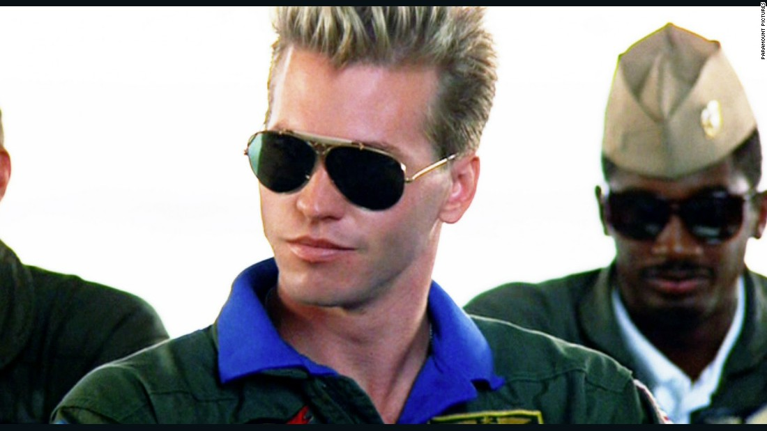 Val Kilmer Top Gun