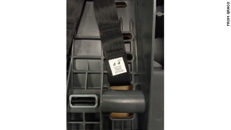 More Than 25 000 Graco My Ride 65 Car Seats Have Been Recalled