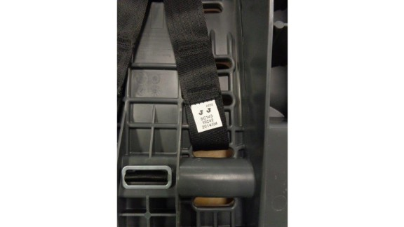 More than 25,000 Graco My Ride 65 car seats have been recalled.
