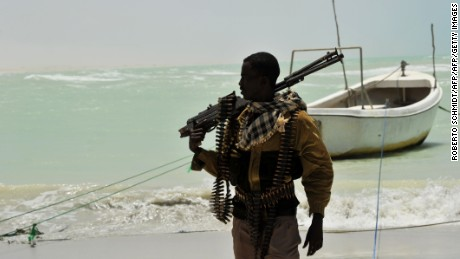 After a period of declining piracy incidents, a new spate of hijackings have taken place off the coast of Somalia.