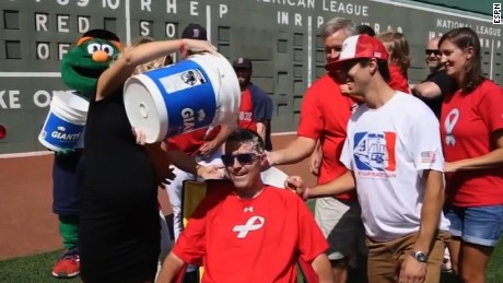 Pete Frates, one of the men who popularized the Ice Bucket Challenge, has died