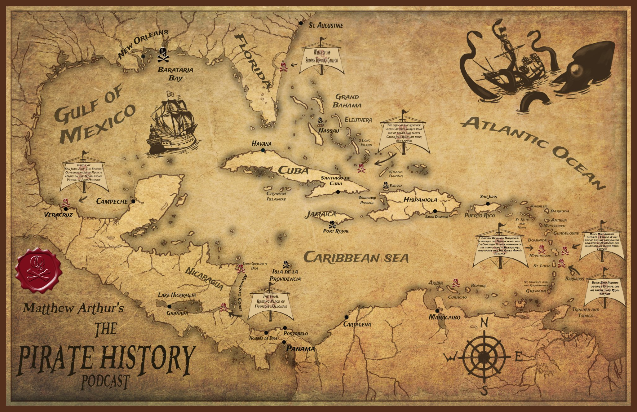 The Real Pirates Of Caribbean Cnn Travel Ship Diagram With Labels Google Search Pirate Ships
