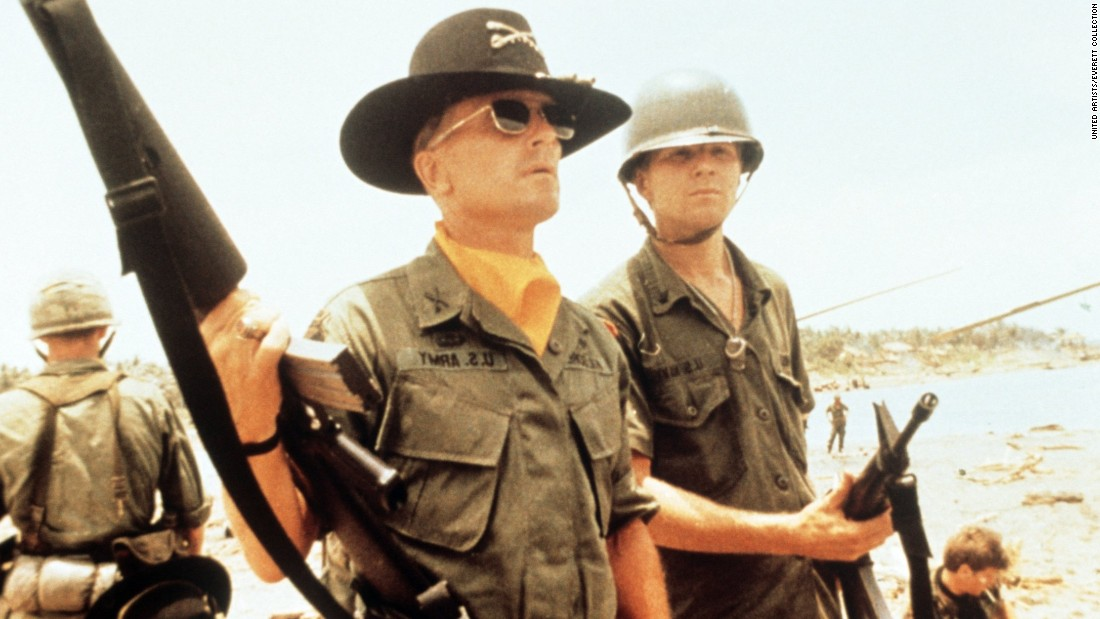 "<strong>""Apocalypse Now""</strong>:  Francis Ford Coppola directed this critically acclaimed war film starring some of the world's most acclaimed actors, including Robert Duvall, Martin Sheen, Dennis Hopper, Scott Glenn and Frederic Forrest. <strong>(Amazon Prime, Hulu) </strong>"