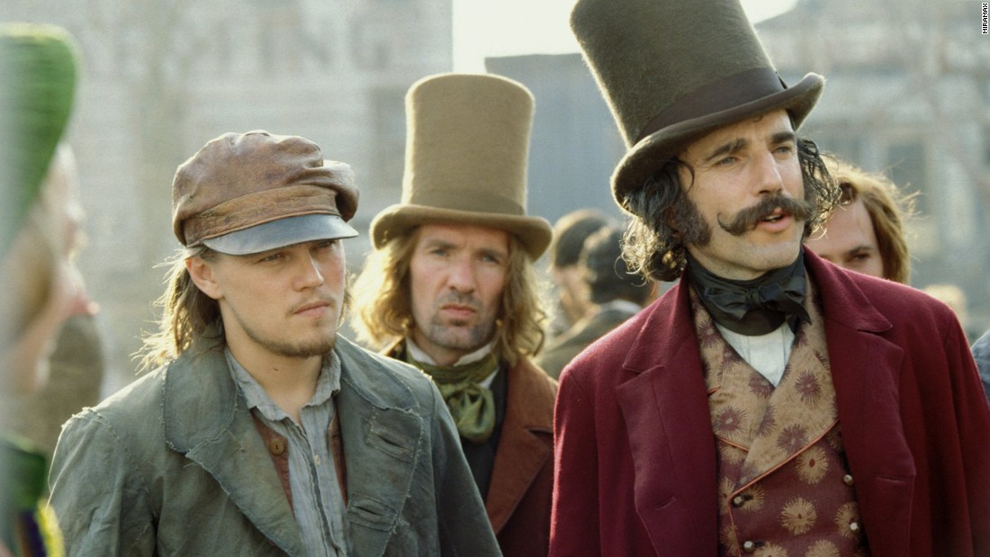 "<strong>""Gangs of New York""</strong>:<strong> </strong>Martin Scorsese directed<strong> </strong>this 19th century period drama starring Leonardo DiCaprio and Daniel Day-Lewis about life in a Manhattan slum neighborhood. <strong>(Hulu) </strong>"