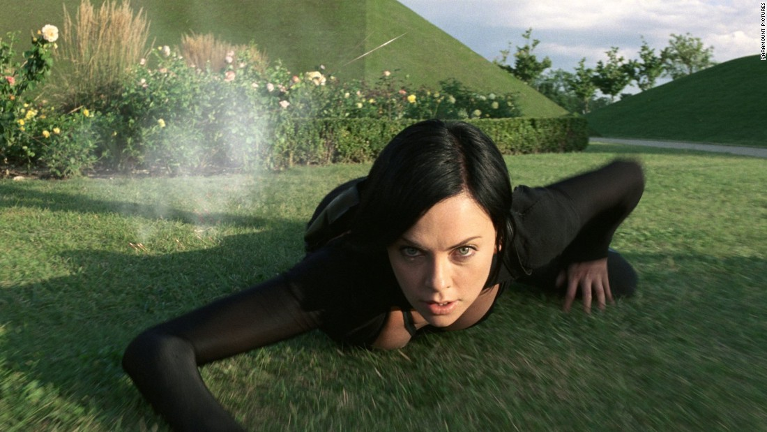 "<strong>""Aeon Flux"":</strong> Charlize Theron stars as an assassin deeply embroiled in a mystery in this thriller based an MTV animated sc-fi series. <strong>(Amazon Prime, Hulu)</strong>"