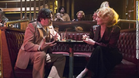 Alfred Molina, Melissa Leo in 'I'm Dying Up Here'