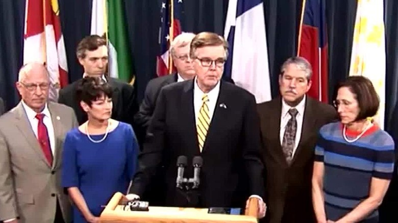 Texas Legislature Special Session Bathroom Bill Dead Cnnpolitics