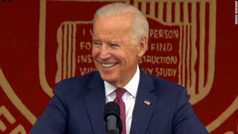Biden: 2016 stroked our darkest emotions