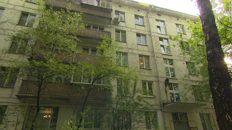 apartments moscow russia. Novitskaya 39 s five storey apartment  Russians protest plans to demolish Soviet era buildings CNN