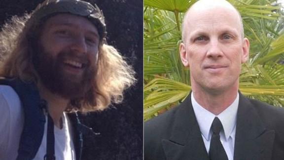 Taliesin Myrddin Namkai-Meche, 23, of Portland, and Ricky John Best, 53, of Happy Valley, died in Friday